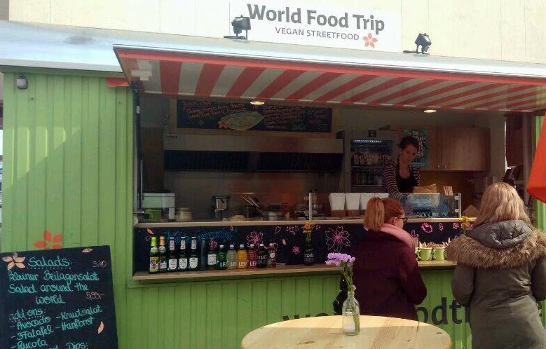 Worldfoodtrip in Saarbrücken